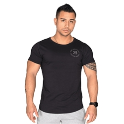 Better Bodies | Wide Neck Tee | Black