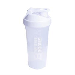 Better Bodies | Shaker 800ml Hvid | Smartshake