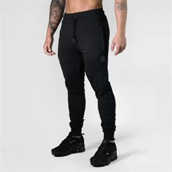 Better Bodies | Tapered Joggers V2 | Sort