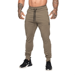 Better Bodies | Tapered Joggers V2 | Washed Green