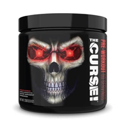Cobra Labs | The Curse Pre-Workout | 50 Portioner | Fruit Punch