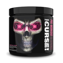 Cobra Labs | The Curse Pre-Workout | 50 Portioner | Tropical Storm