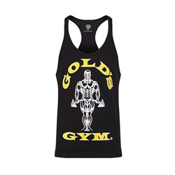 Golds Gym | Stringer Joe Premium Black | Tank top