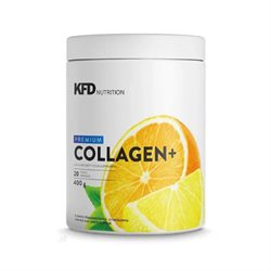 KFD | Collagen Plus 400g Orange-Lemon | Pleje af led