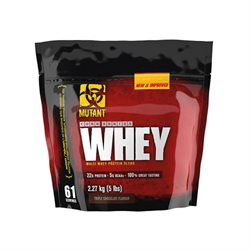 Mutant | Whey 2270g Triple Chocolate | Proteinpulver