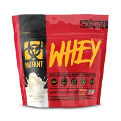 Mutant | Whey 2270g Vanilla Ice Cream | Proteinpulver
